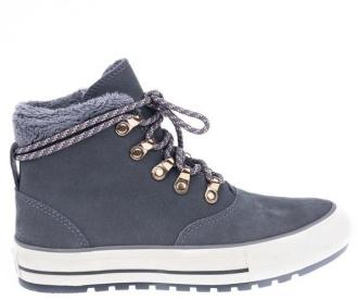 buty CONVERSE - Chuck Taylor All Star Ember Boot Thunder/Thunder/Egret (THUNDER-EGRET)
