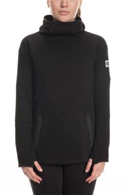 bluza 686 - Knit Tech Fleece Hoody Black Mlng (BLK)