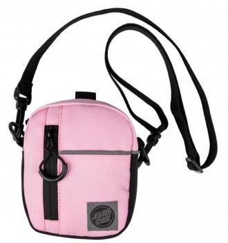 torba podróżna SANTA CRUZ - Connect Shoulder Bag Lilac Snow (LILAC SNOW)