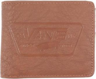 portfel VANS - Full Patch Bifold Golden Brown (1M7)