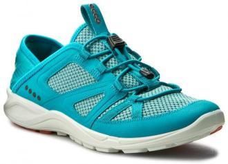 Buty sportowe damskie ECCO Terracruise niebieskie