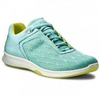 Buty sportowe damskie ECCO Exceed niebieskie