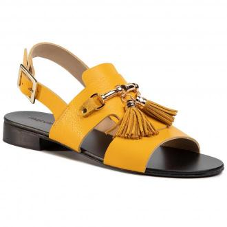 Sandały MACCIONI - 634.559.881 Żółty