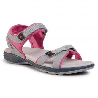 Sandały CMP - Adib Wmn Hiking Sandal 39Q9536 Cemento U716