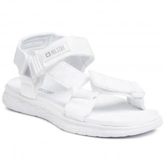 Sandały BIG STAR - FF274A603  White