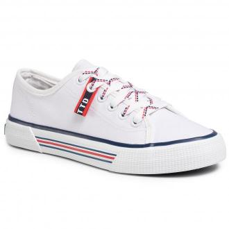 Tenisówki TOM TAILOR - 8095305 White