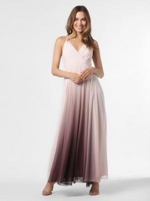 Marie Lund - Damska sukienka wieczorowa, różowy
