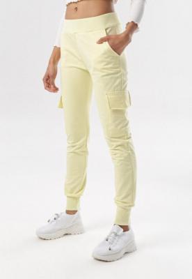 Żółte Spodnie Eatheve