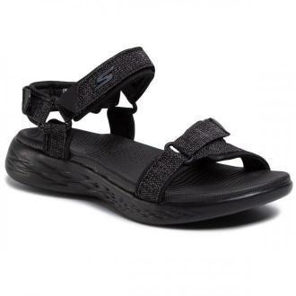 Sandały SKECHERS - Radiant 15315/BBK  Black