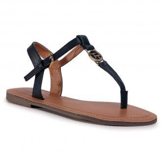 Sandały TOM TAILOR - 8090303  Navy