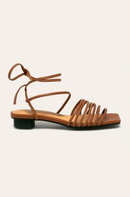 Vagabond - Sandały skórzane Anni
