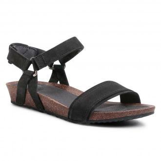 Sandały TEVA - Mahonia Stitch 1112610 Blk