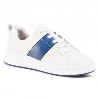 Sneakersy TAMARIS - 1-23713-24 White/Royal 126