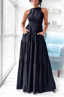 Sukienka LORIBEL BLACK