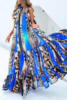 Sukienka DIONDA BLUE