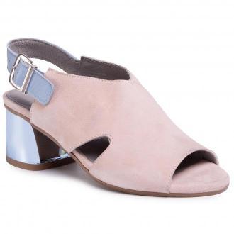 Sandały EKSBUT - 3B-5938-I68/N17-1G Beż
