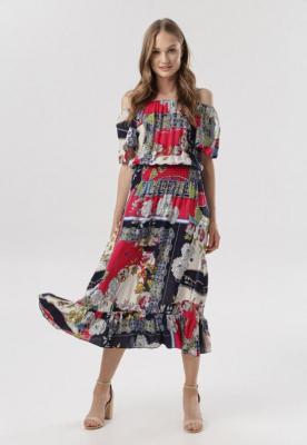 Fuksjowa Sukienka Mysteia