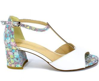 Sandały Uncome 30308 Mix Gaudi Skóra