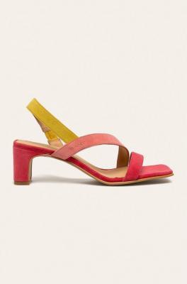 Gant - Sandały skórzane Alabasta