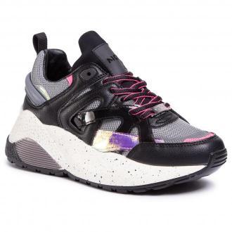 Sneakersy MEXX - Elia MXK0095_1009 Black/Grey