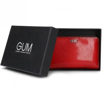 Gum Essential Glossy - Portfel Damski - PF 01/18AI ESS GLOSSY RED