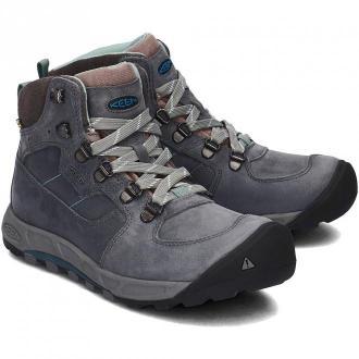 Keen Westward Mid Leather WP - Trekkingowe Damskie - 1020157