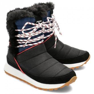 Pepe Jeans Dean Ice - Śniegowce Damskie - PLS30884 999