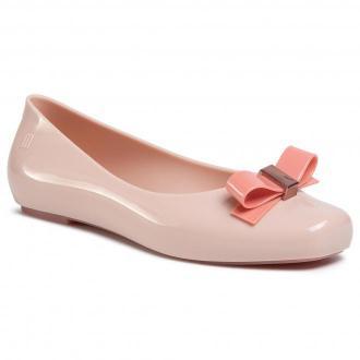 Baleriny MELISSA - Aura Ad 32925 Light Pink 01276