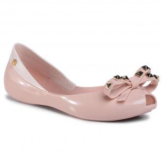 Baleriny MELISSA - Queen VIII Ad 32897 Light Pink 01276