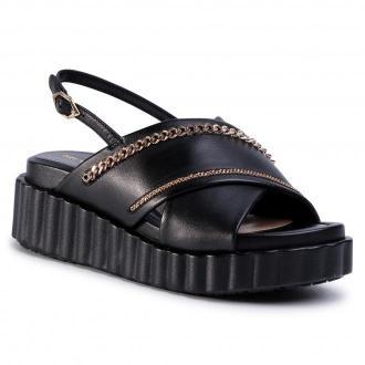 Sandały BRUNO PREMI - Nappa BZ5302X Nero