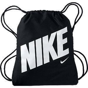 Czarny worek sportowy Nike