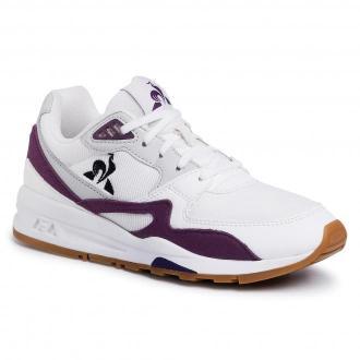 Sneakersy LE COQ SPORTIF - Lcs R800 2010260 Optical White/Deep Purple
