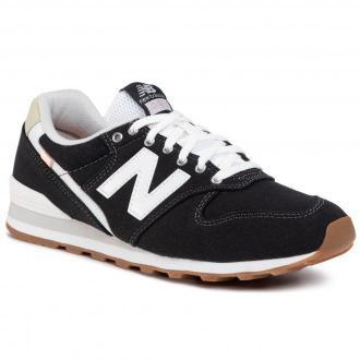 Sneakersy NEW BALANCE - WL996WCB Czarny