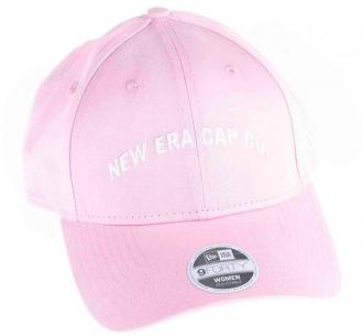 czapka z daszkiem NEW ERA - 940W NE script pack 9forty wmns NE (PNK)