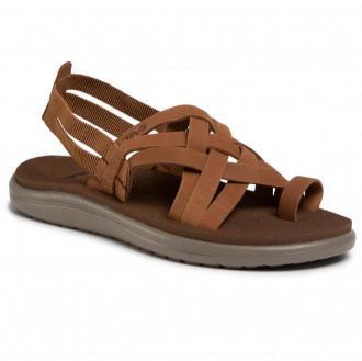 Sandały TEVA - Voya Strappy Leather 1106868 Cpm