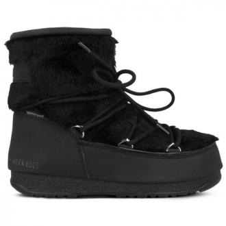 MOON BOOT MONACO LOW FUR WP 2