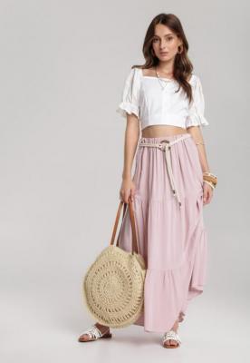 Różowa Spódnica Cordelis