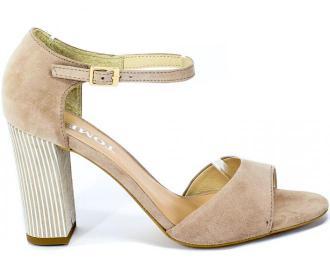Sandały Tomex 1511 Beż Z