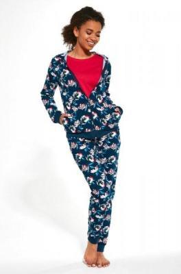 Cornette 355/243 Roxy Trzyczęściowa piżama damska