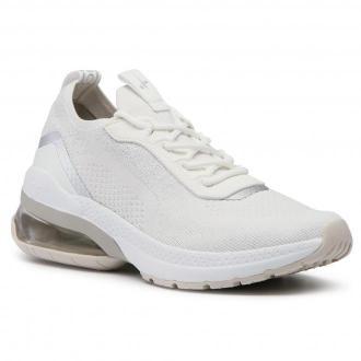 Sneakersy TAMARIS - 1-23715-25 Silver White 115