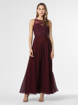 Laona - Damska sukienka wieczorowa, czerwony