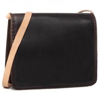 Torebka CLARKS - Teddington Way 261347280 Brown Leather