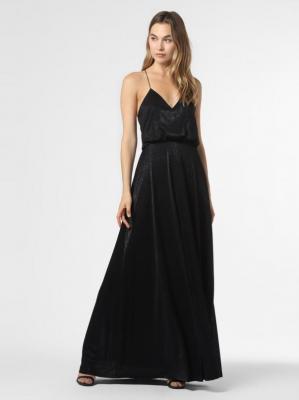 Laona - Damska sukienka wieczorowa, czarny