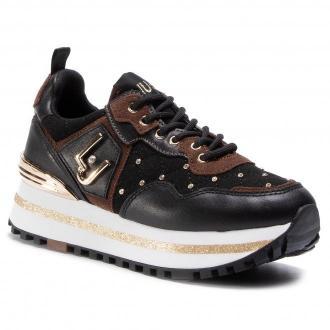 Sneakersy LIU JO - Wonder Maxi BF0069 TX135 Black 22222