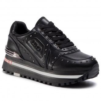 Sneakersy LIU JO - Wonder Maxi 13 BF0077 PX087 Black 22222
