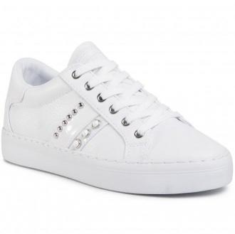 Sneakersy GUESS - Grasey4 FL7GR4 ELE12 WHITE