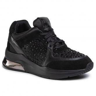 Sneakersy LIU JO - Karlie 12 BF0027 TX003 Black 22222