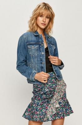 Pepe Jeans - Kurtka jeansowa Rose