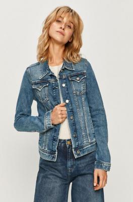 Pepe Jeans - Kurtka jeansowa Thrift