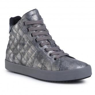 Sneakersy GEOX - D Blomiee B D046HB 000PV C1357  Gun